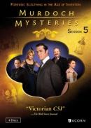 Murdoch mysteries [DVD]. Season 5