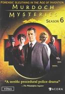 Murdoch mysteries [DVD]. Season 6