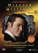 Murdoch mysteries [DVD]. Season 8