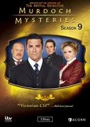 Murdoch mysteries [DVD]. Season 9