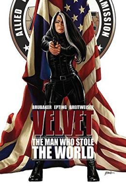 Velvet. Book 3, The Man Who Stole The World