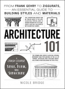 Architecture 101 : from Frank Gehry to Ziggurats, an essential guide to building styles and materials