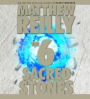 The 6 sacred stones [CD book]