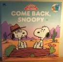 Come Back Snoopy
