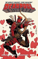 Deadpool : world's greatest. Book 7, Deadpool does Shakespeare
