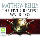 The five greatest warriors [CD book]