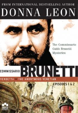 Donna Leon [DVD]. Episodes 1-2 : The Commissario Guido Brunetti Mysteries.