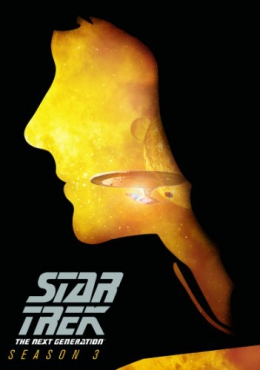 Star Trek, The Next Generation [DVD]. Season 3