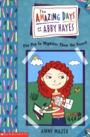 The Amazing Days of Abby Hayes, the #06: the Pen Is Mightier Than the Sword