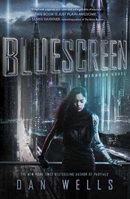 Bluescreen [CD Book]