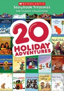 20 Holiday Adventures - Scholastic Storybook