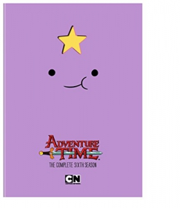 Adventure Time [DVD]. Season 6