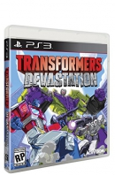 Transformers [PS3]. Devastation