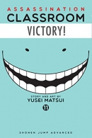 Assassination Classroom, Vol. 11