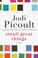 Small great things [large print]