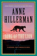 Song of the lion [CD book] : a Leaphorn, Chee & Manuelito novel