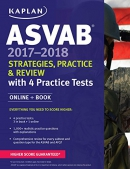 ASVAB 2017-2018 strategies, practice & review