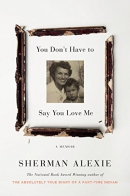You don't have to say you love me [CD book] : a memoir