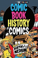 The four color comic book history of comics