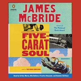 Five-carat Soul [CD Book]