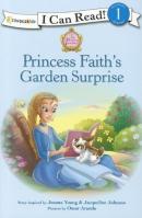 Princess Faith's garden surprise