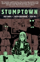Stumptown Investigations, Portland, Oregon. Book 4, The case of the cup of Joe