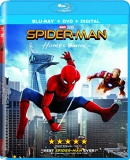 Spider-man [Blu-ray]. Homecoming