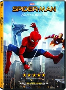 Spider-man [DVD]. Homecoming