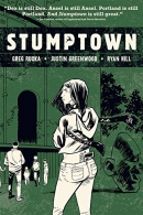 Stumptown Investigations, Portland, Oregon. Book 3, The case of the king of clubs