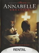 Annabelle [DVD]. Creation