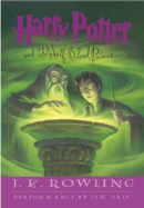 Harry Potter and the half-blood prince [CD book]