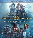 Pirates of the Caribbean [Blu-ray]. Dead men tell no tales