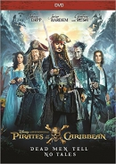 Pirates of the Caribbean [DVD]. Dead men tell no tales