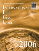 International fuel gas code, 2006