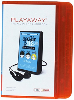 Auggie Me Playaway Three Wonder Stories Johnston Public