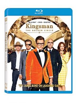 Kingsman [Blu-ray]. The Golden Circle
