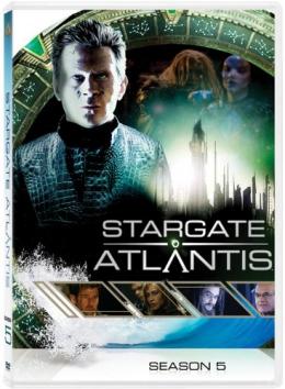Stargate Atlantis [DVD]. Season 5