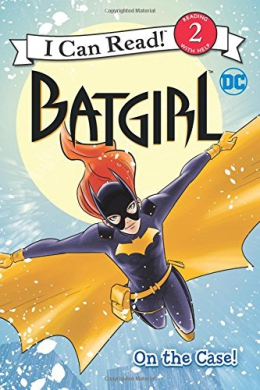Batgirl, On The Case!