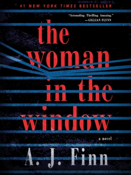 The Woman In The Window [eAudio] : A Novel