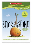 Storybook treasures [DVD]. Stick and stone : --and more anti-bullying stories