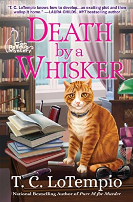 Death By A Whisker : A Cat Rescue Mystery