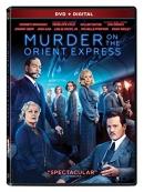 Murder on the Orient Express (2017) [DVD]