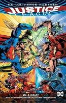 Justice League. Book 5, Legacy