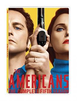 The Americans [DVD]. Season 5