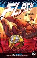 The Flash. Book 5, Negative