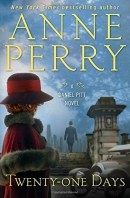 Twenty-one days : a Daniel Pitt novel
