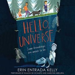 Hello, Universe [CD Book]