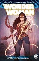 Wonder Woman. Book 5, Heart of the Amazon