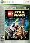 Lego Star wars [Xbox 360]. The complete saga.