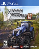 Farming simulator 15 [PS4]
